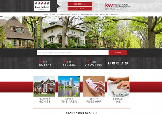 Placester KW site