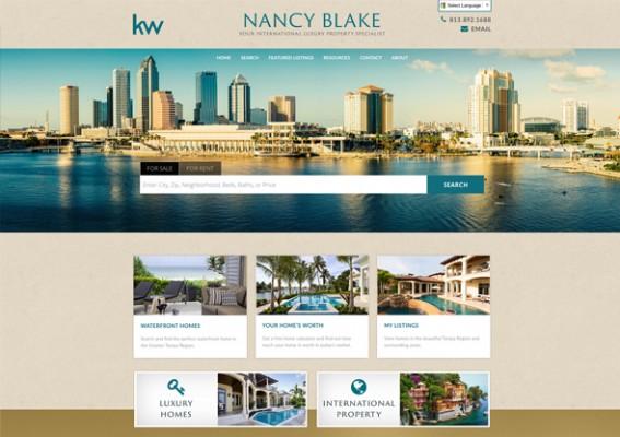 KW Custom Placester Website