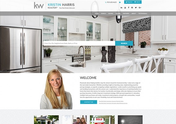 KW Placester Website