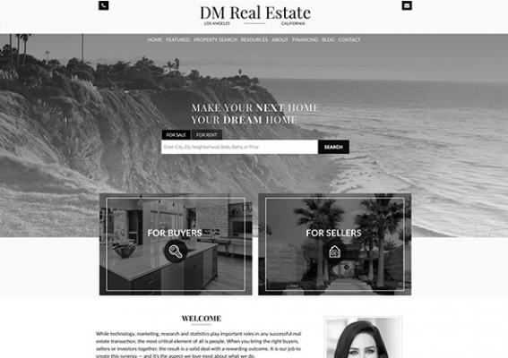 Keller Williams Placester Website